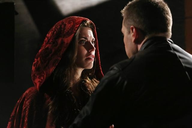 A new villain in Once's Storybrooke