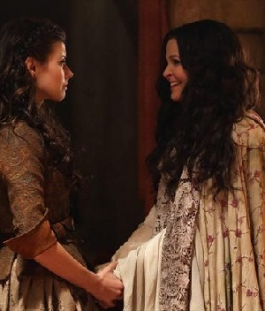 Once Upon a Time-Ruby and Snow White