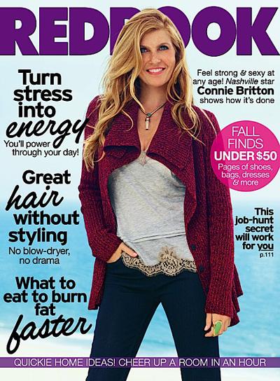 Celebrity moms magazine highlights