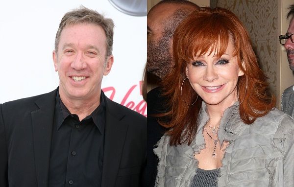It's the Tim and Reba comedy hour!