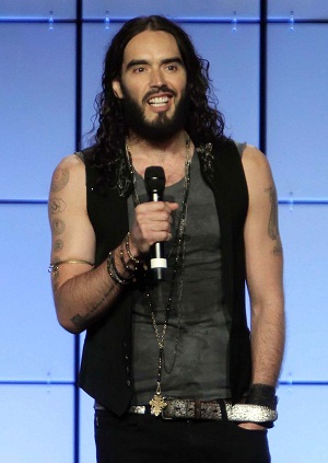 Russell Brand interviews WBC members