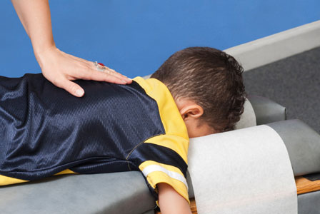 Improved child health with a chiropractor?