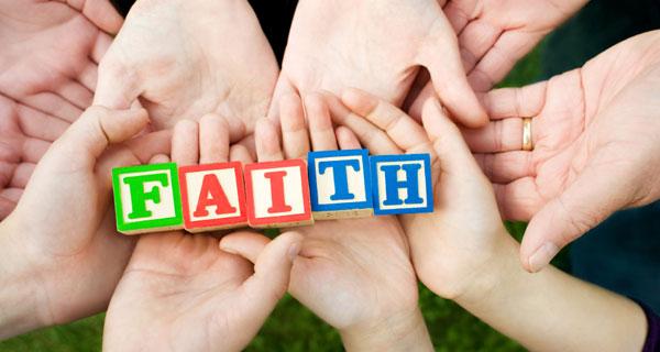 teach kids faith