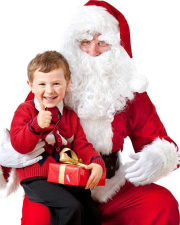 Scared of Santa?