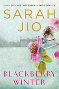 Mom and author, Sarah Jio, on having it all