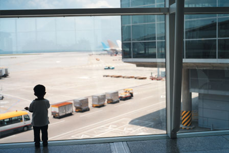 How to travel (well) with your toddler