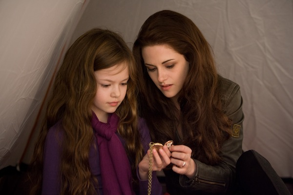 Renesmee may need therapy