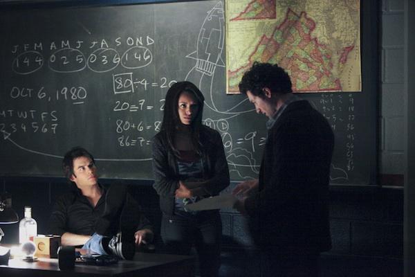 Elena Faces Her Demons
