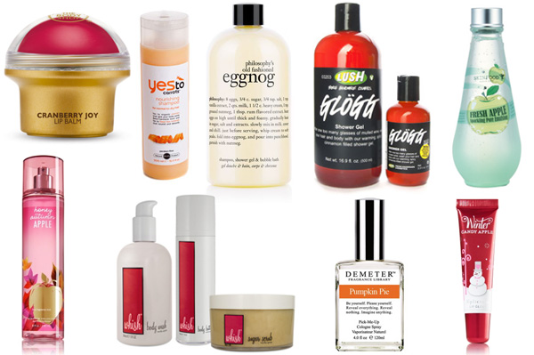 Fall beauty roundup