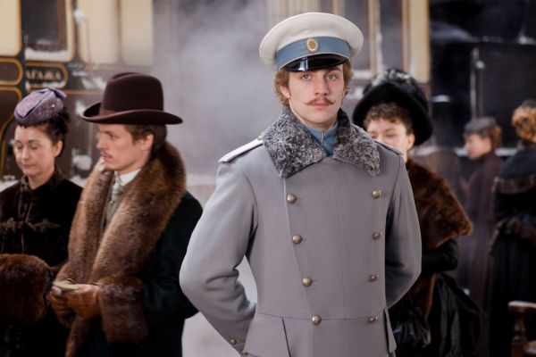 Aaron Taylor-Johnson, Anna Karenina