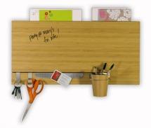bamboo dry erase board