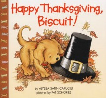 Happy Thanksgiving, Biscuit cover