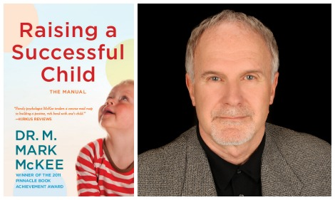 Raising a Successful Child cover and Mark McKee