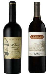 Zinfandel wine picks