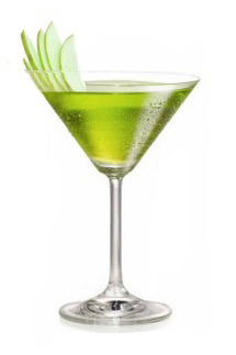 Green Party Peace-tini