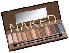 Naked eye shadow