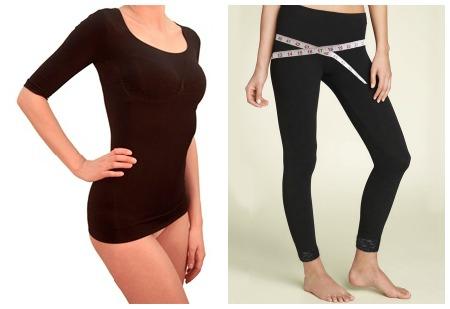shapewear slimpressions and leggings