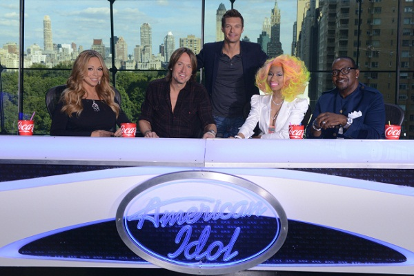 American Idol judges (and Seacrest)