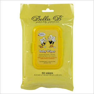 Bella B Soothing Wipes ($5.99)