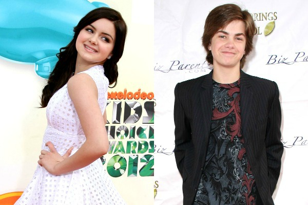 Cameron Palatas is Ariel Winter's boyfriend?