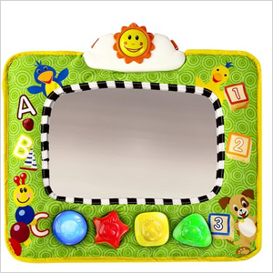 Baby Einstein travel mirror