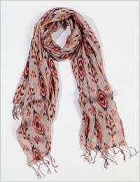 Whitney's scarf