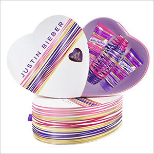Bieber Girlfriend gift set