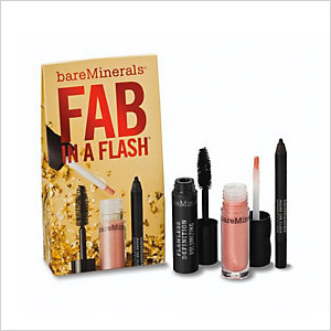 lip gloss trio from bareMinerals