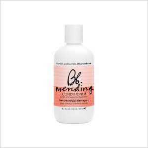Damage Un-Doer: Bumble and Bumble Mending Conditioner
