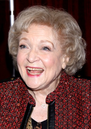 Betty White still doing good deeds at age 90