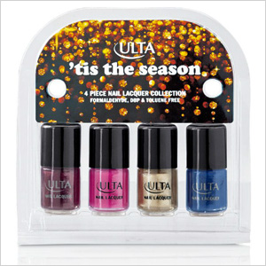 Deal 4: ULTA Mini Nail Polish Set