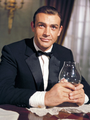 A glimpse at the men who made James Bond
