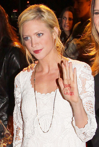 Brittany Snow: Love Is Louder