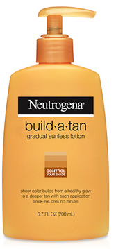 Build-a-Tan Gradual Sunless Lotion