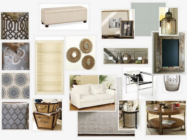 Casey Grace Design vision board