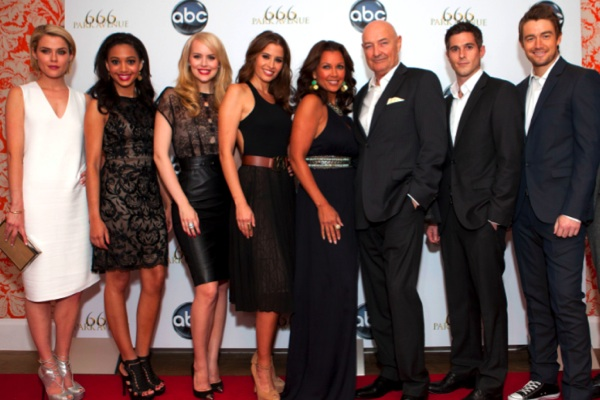 666 Park Avenue Cast 