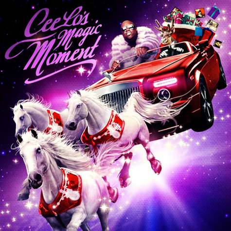 CeeLo Green — Magic Moment