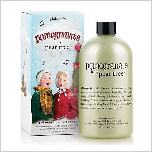 Philosophy Pomegranate In A Pear Tree 3-in-1 Gel