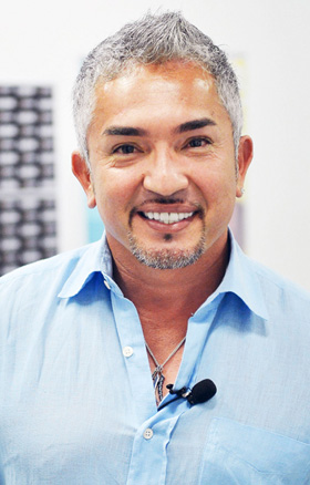 In this corner: Cesar Millan