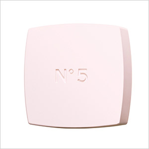 chanel No. 5 bath soap
