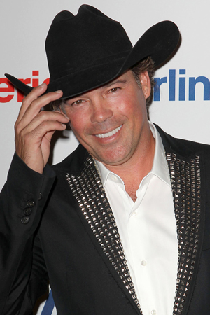 Clay Walker at the 2012 CMA Awards