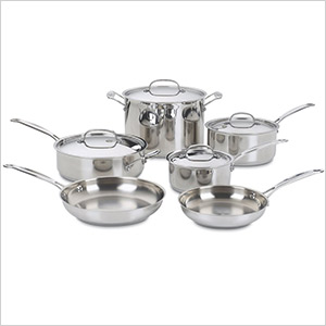 cuisinart pan set
