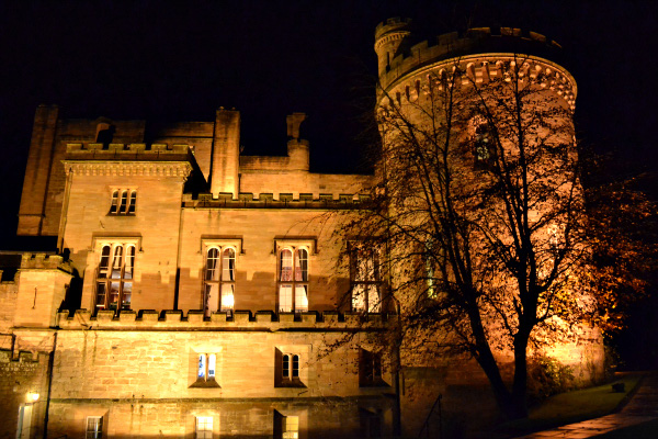 The Dalhousie Castle