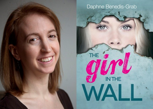 Daphne Benedis-Grab - The Girl in the Wall