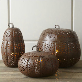 Harvest home accents