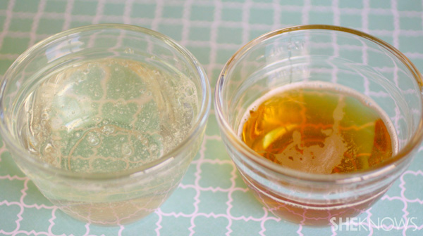 DIY Beer Shampoo