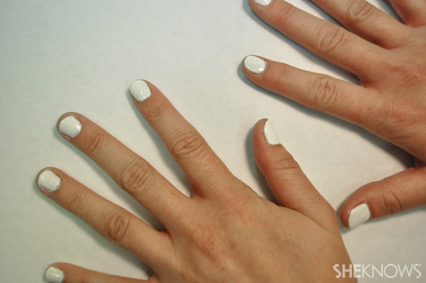 Scenery for your nails