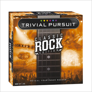 Trivial Pursuit Classic Rock Edition