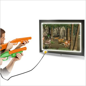 Big Buck Hunter Pro Two-Gun Multiplayer Edition for TV