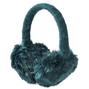 Earmuffs for a sleigh ride